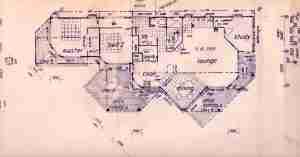Floor plan top level